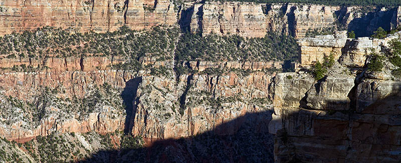 AZ: Northern Arizona Region, Coconino County, Grand Canyon Area, Grand Canyon National Park, South Rim, Mather Point, Canyon view [Ask for #275.065.]