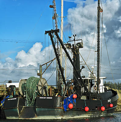 Blog pacifica the fishing village of charleston for Coos bay fishing